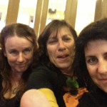AMANDA STEWART, ANN VICKERY, ALI COBBY ECKERMANN, and NATALIE HARKIN in CALIFORNIA 2016